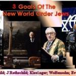 NWO Illuminati program potupno razotkriven - 25 ciljeva koji će uništiti planet