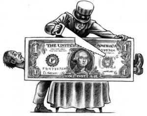 Kolaps novčane valute. Prijeđite u zlato, odmah !