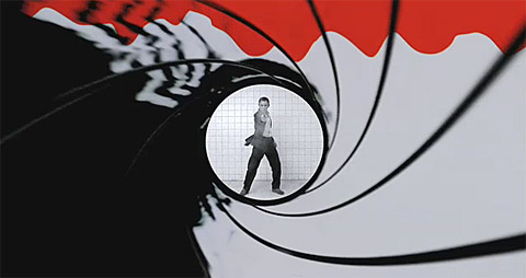 james bond pijun