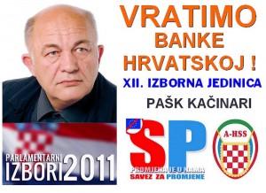 Slučaj 'Opljačkana Hrvatska' – Pašk Kačinari Protiv Bankarske Mafije