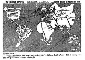 Sve je pod kontrolom! Rothschildova hobotnica nad Balkanom