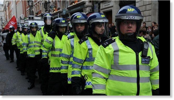 privatizacija policije Engleska
