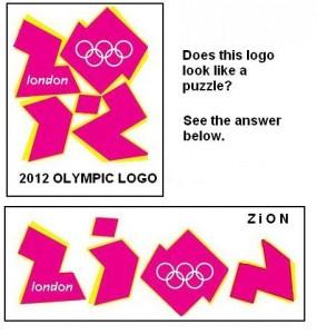 Masonske olimpijske igre u Londonu 2012  i njezina simbolika