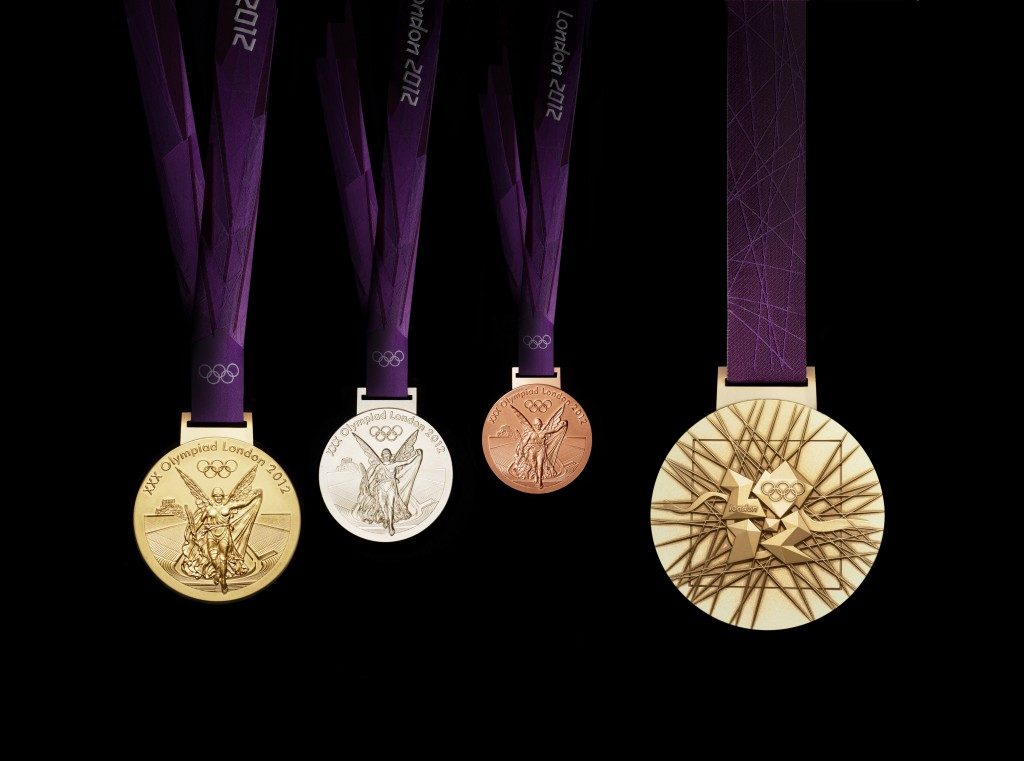 olimpijske medalje LONDON 2012