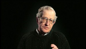 Noam Chomsky: Teror Zapada