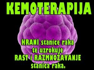 KEMOTERAPIJA NA KOLJENIMA : Slučajno Istraživanje Razotkrilo da Tumor Raste Nakon Terapije!