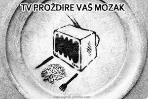 Televizija u Slubi &#8220;Programiranja&#8221; ovjeka !?