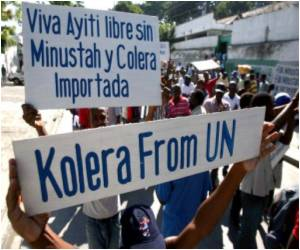 KOLERA NA HAITIJU 2010: UN je Uzrokovao Smrtnu Epidemiju i ne eli Biti za to Odgovoran