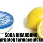 SODA BIKARBONA - Najveći neprijatelj farmaceutske industrije