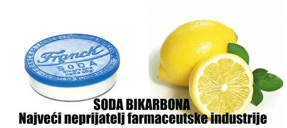 soda-bikarbona lijek rak