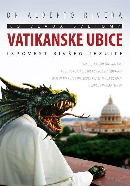 vatikan papa ubojice masoni