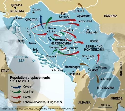 jugoslavija-rat-hrvatska-srbija