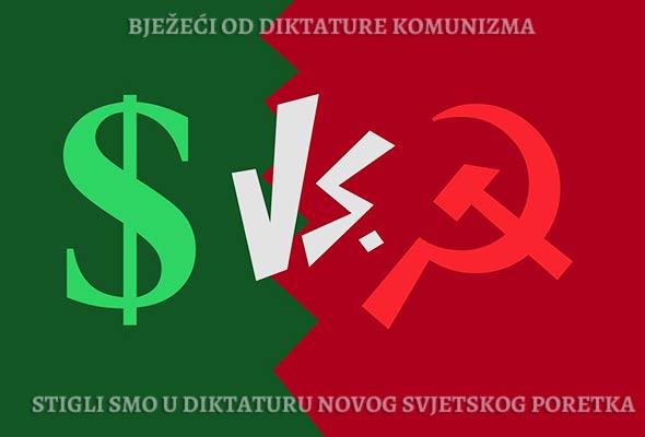 komunizam-kapitalizam.Jugoslavija