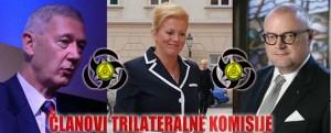 OVI LJUDI ĆE USKORO VLADATI HRVATSKOM: Kolinda Grabar Kitarović i još dvoje Hrvata u jednoj od najmoćnijih grupa na svijetu
