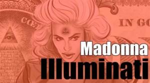 """MADONNA TOTALNO """"PUKLA"""": Lansirala pjesmu u kojoj dotiče sve sfere 'Iluminata' i učesnike Novog Svjetskog Poretka!"""