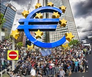 STIŽE BANKARSKI TOTALITARIZAM: Samo vi gledajte u izbjeglice – sve ostalo prepustite NAMA! Banke će uskoro znati sve o vama!