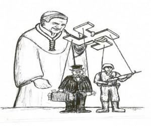 TEORIJE ZAVJERA: Svi sukobi u svijetu, sve promjene granica, javno mnjenje i raspoloženje, ratovi i revolucije planiraju se u Vatikanu, a izvršavaju preko Londona i Washingtona!
