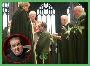 UDARNA VIJEST: Sudac američkog Vrhovnog suda Antonin Scalia prisustvovao je okupljanju elitnog tajnog društva za vrijeme svoje smrti