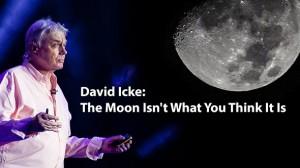 DAVID ICKE: Mjesec nije ono što mislite i ono što su vas učili