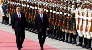 Kina i Rusija stvaraju 'Novi svjetski poredak'