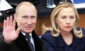 Svijet zanemaruje Hillary Clinton i podupire Putinov zavjet da će uništiti 'Novi svjetski poredak'