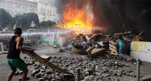 Prosvjedi u New Yorku: Obama i Soros organizirali puč u Ukrajini