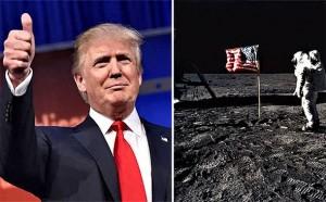 Predsjednik Trump naredio agenciji NASA da napokon pošalje astronaute na Mjesec