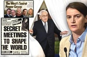 TAJNI VLADARI SVIJETA: Sastanci uvijek ostaju tajna, a ove godine je s njima i srpska premijerka