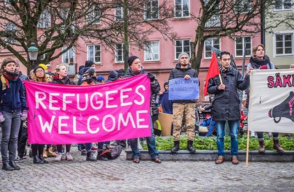 JEFTINA RADNA SNAGA KOJA ĆE POKRENUTI EUROPU!? Samo 1 na 10 novih migranata u Švedskoj ima posao i radi